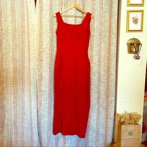 Vintage Brooks Brothers Linen Dress
